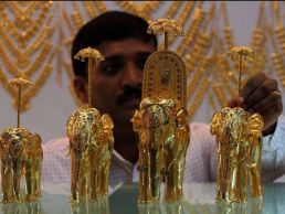 India just stunned the gold market
