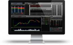 Direct market access day trading broker